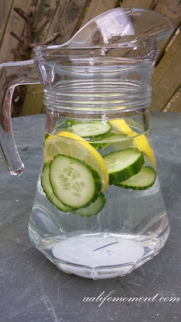 Detox water - Part two