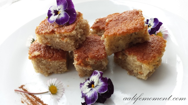Banana and Cinnamon cake