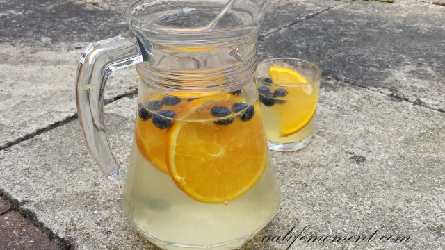 Detox water - Part Three