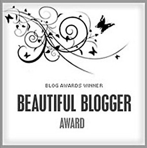 Beautiful blogger award