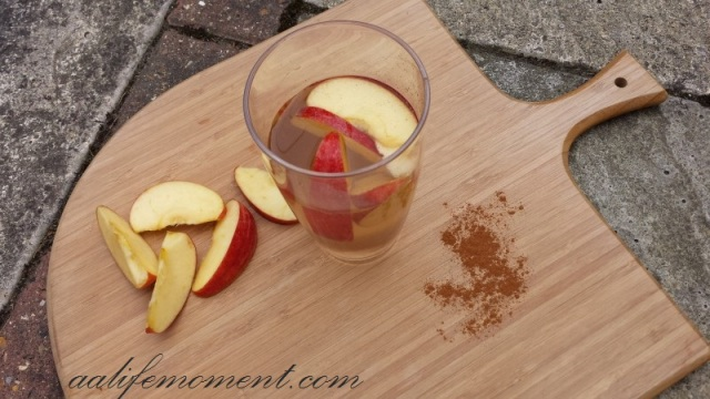 Detox water : part four