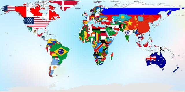 World_Flag_Map
