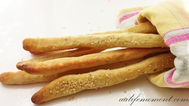 Breadsticks / Grissini