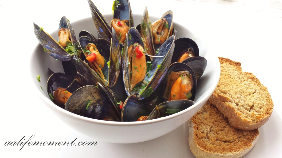how to make mussels seafood