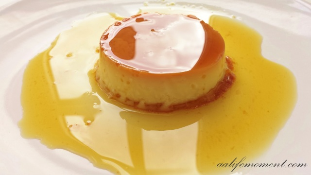 Crème Caramel: recipe with no cream and no butter