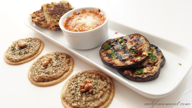EGGPLANT RECIPES IN 4 WAYS