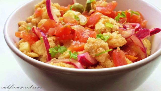 Panzanella Tuscan Bread Salad Recipe