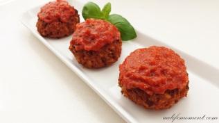 Protein meatballs