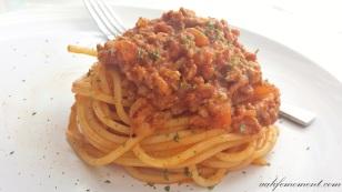 Spaghetti Bolognese Sauce