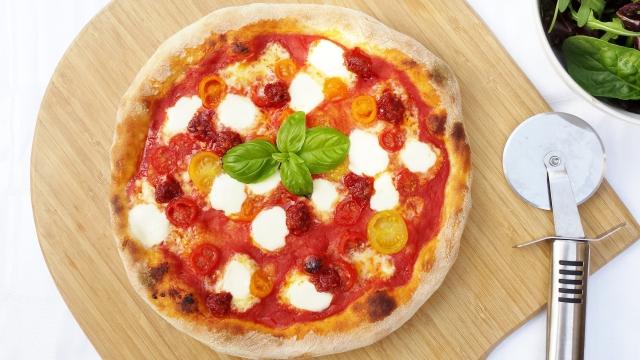 Spreadable Pepperoni Pizza